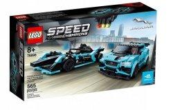 LEGO Klocki Speed Champions Formuła E Panasonic Jaguar