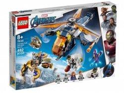 LEGO Klocki Super Heroes Avengers Upadek helikoptera Hulka
