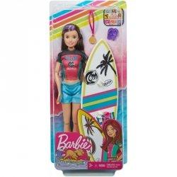 Mattel Lalka Barbie Skipper surferka
