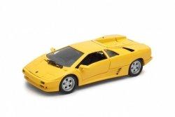 Welly Model kolekcjonerski Lamborghini Diablo, żółty