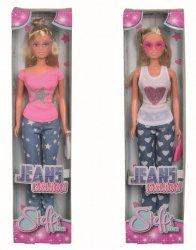 Simba Lalka Steffi Jeansowa moda, 2 rodzaje