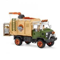 Schleich Ciężarówka do ratowania zwierząt