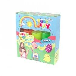 TUBAN Zestaw Tubi Jelly 3 kolory - Wielkanoc