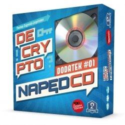 Portal Games Gra Descrypto: Naped CD