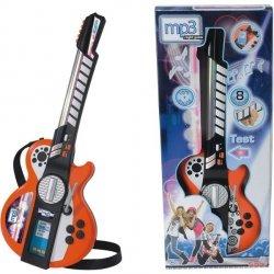 Simba Gitara z Efektami Świetlnymi MP3