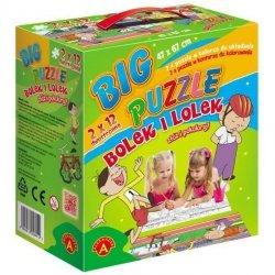 Alexander Big Puzzle - Bolek i Lolek 25 Elementów