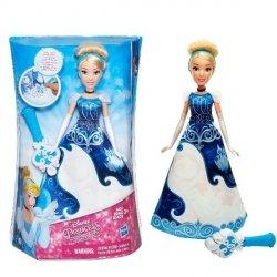 Lalka Księżniczki Disneya - Magiczna Sukienka, Kopciuszek