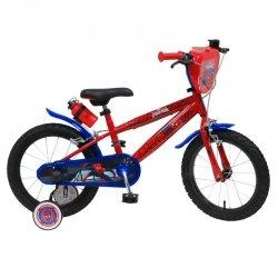 """Rower dziecięcy Spiderman 2416 16"""" - model 2018"""