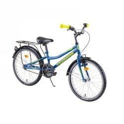 """Rower dziecięco-młodzieżowy DHS Teranna 2001 20"""" - model 2019 Kolor Czarny"""