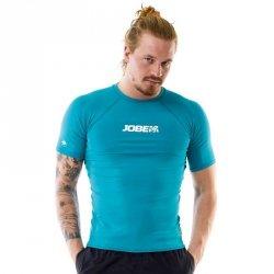 Koszulka męska do sportów wodnych Jobe Rashguard 2018 Kolor Niebieski, Rozmiar XL