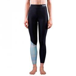 Damskie spodnie do sportów wodnych Aqua Marina Illusion Kolor Czarny, Rozmiar L