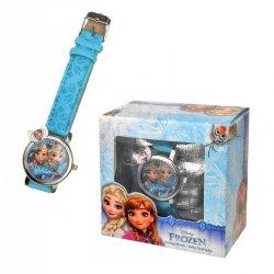 Zegarek na rękę w pudełku prezentowym Frozen - Kraina Lodu 02