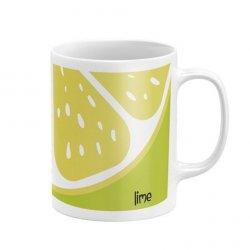 Kubek ceramiczny Zaska - Owoce