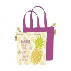 Torba na zakupy Zaska - Ananas