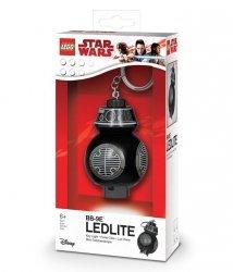 Brelok do kluczy z latarką - Lego Star Wars BB-9E