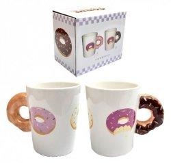 Kubek porcelanowy Donut - model do wyboru