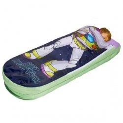 Przenośny dmuchany materac+śpiwór Toy Story