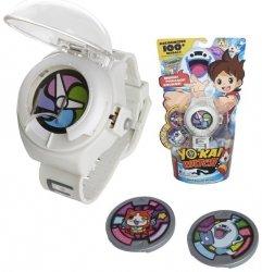 Zegarek z dźwiękiem i medale Yo-Kai Watch