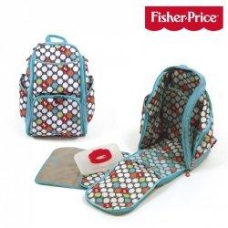 Plecak pielęgnacyjny z przewijakiem Fisher Price
