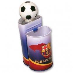 Skarbonka + przybornik FC Barcelona