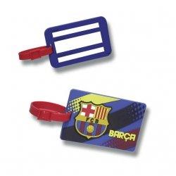 Przywieszka do bagażu FC Barcelona