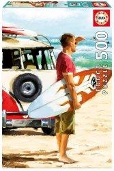 Puzzle Surfer 500 el.