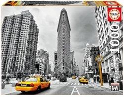 Puzzle Budynek 'Flatiron', Nowy York 1000 el.