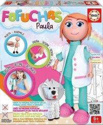 Lalka Fofucha - Paula (Weterynarz)