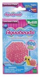 Aquabeads Różowe koraliki-klejnociki