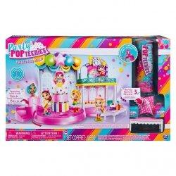 Party Pop Teenies Super Impreza - Zestaw z akcesoriami