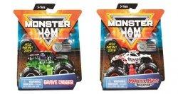 Spin Master Monster Jam 1:64 Auto 1pk Ast.