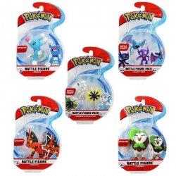 "Pokemon Battle figurki 2"", 3"" Seria 2 Ast."