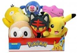Pokemon plusz 20 cm Ast.