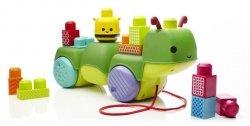 Mattel Mega Bloks Wędrująca gąsieniczka First Builders