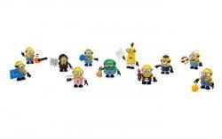 Mattel Mega Bloks Minionki Figurki niespodzianki Ast.
