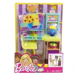 Mattel Barbie Kariera Zestaw mebelków Ast.