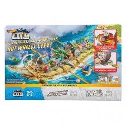 Mattel Hot Wheels City Duże zestawy Ast
