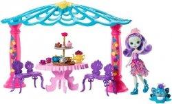 Mattel Enchantimals Ogrodowa altanka + Lalka Zestaw