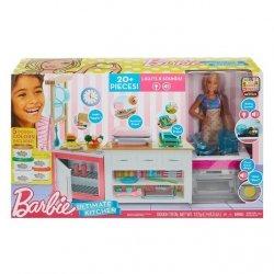Mattel Barbie Idealna kuchnia