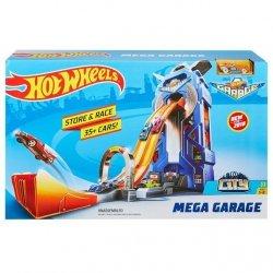 Hot Wheels City Rajdowy garaż