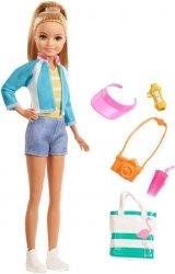 Mattel Barbie Dreamhouse Adventures Stacie w podróży Lalka
