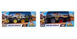 Mattel Hot Wheels Monster Trucks Pojazd Rev Tredz 1:43 2-pak Ast.