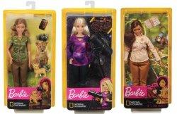 Mattel Barbie Lalka National Geographic Ast.