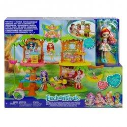 Mattel Enchantimals Tropikalna Kawiarenka Zestaw