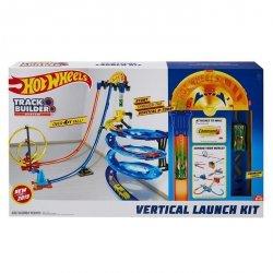 Mattel Hot Wheels Track Builder Kaskaderski megator zjazdowy