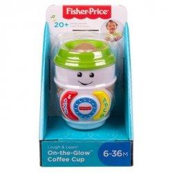 Mattel Fisher Price Muzyczny kubeczek kawy