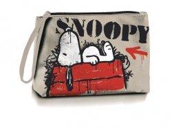 Coriex Snoopy płócienna saszetka