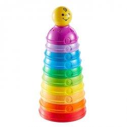 Mattel Fisher Price - Okrągłe kubeczki do ustawiania