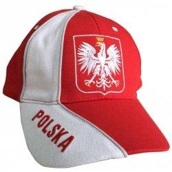 Czapka Z Daszkiem Polska