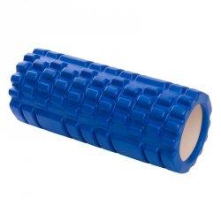 Wałek Roller Do Ćwiczeń Niebieski Eb Fit